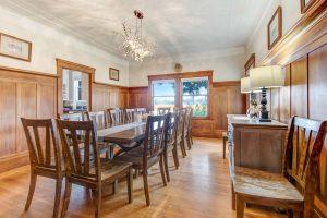 Casa Bella dining room