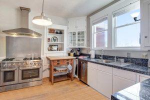 Casa Bella kitchen sink and stove